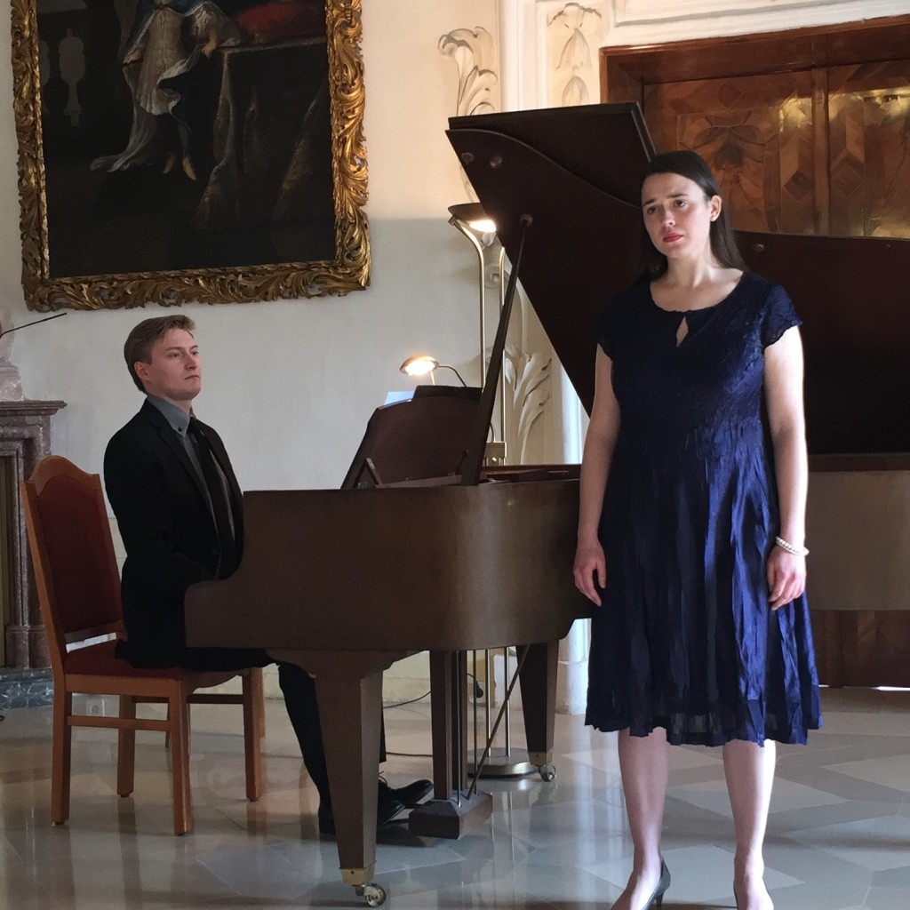 Jack Olszewski, Piano, And Kate Johnson, Soprano, At The Heiligenkreuz Abbey 02 (2)