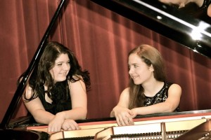 Soprano Stephanie McKay-Turgeon and pianist Rosane Lajoie