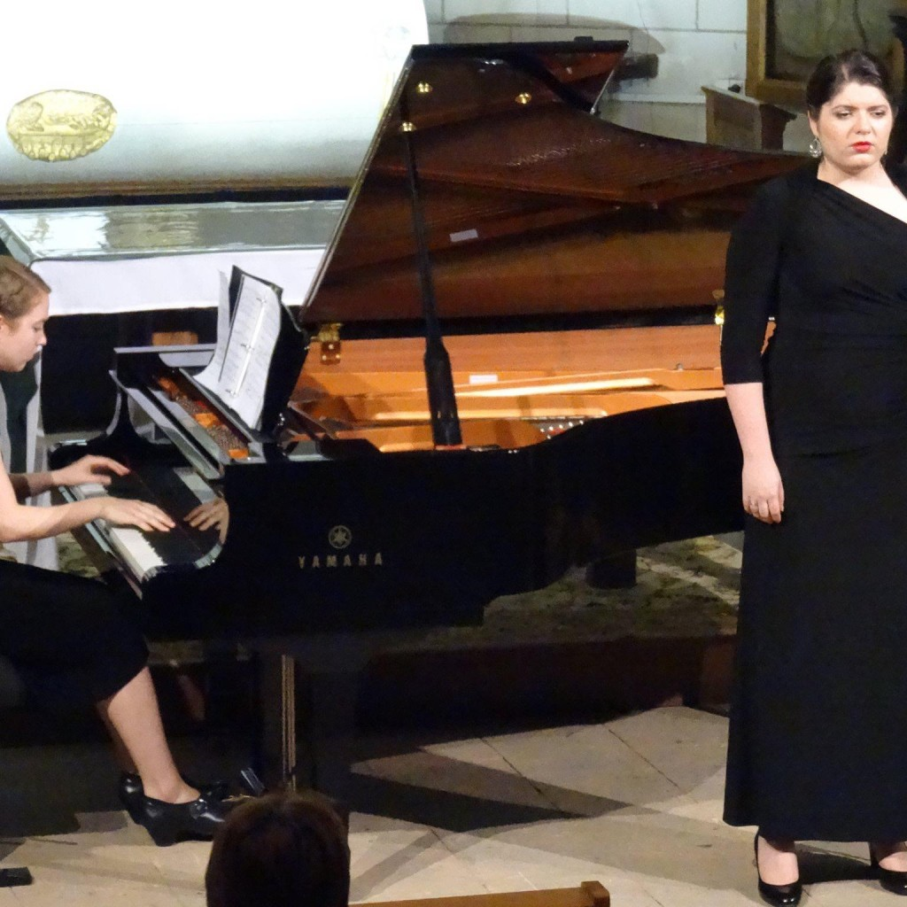 Stephanie McKay-Turgeon, Soprano, And Rosane Lajoie, Piano, In Performance At . . .